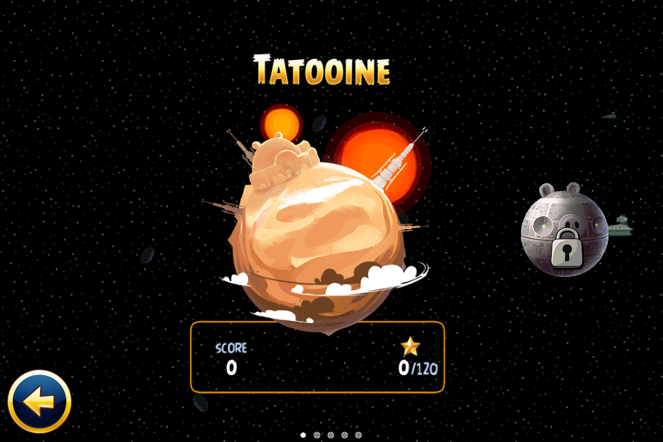 Angry birds star wars est disponible pour ios android windows phone etc unsimpleclic - Telecharger angry birds star wars ...