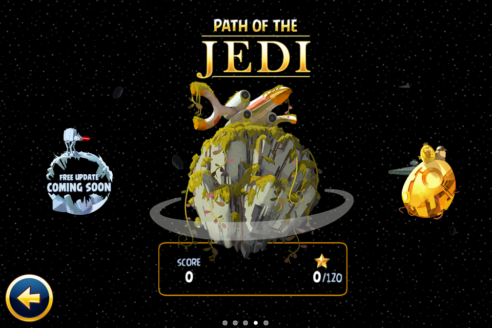 Angry birds star wars est disponible pour ios android windows phone etc unsimpleclic - Telecharger angry birds star wars 2 ...