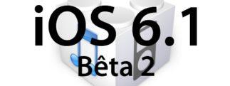 L'iOS 6.1 bêta 2 est disponible pour les développeurs – Aperçu des nouveautés en image