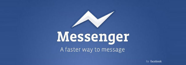 #LeWeb2012 : Facebook Messenger sera accessible sans compte Facebook sous Android