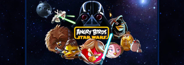 Angry Birds Star Wars débarque maintenant sur Facebook