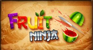 Fruit Ninja gratuit aujourd'hui seulement!