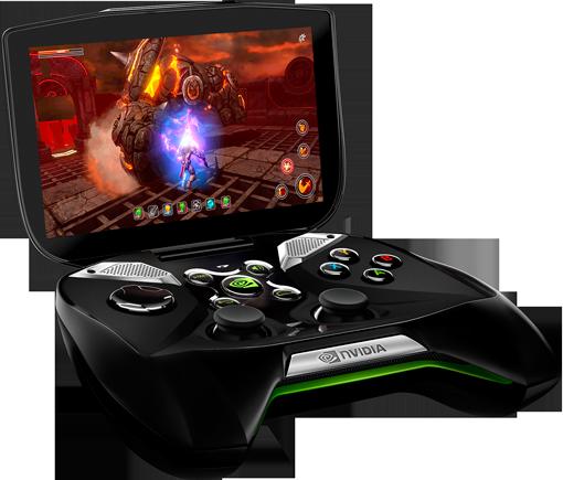 #CES2013 - NVidia présente Project Shield, une console de jeu portable
