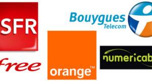 10 opérateurs mobile traînés en justice par une association de consommateurs