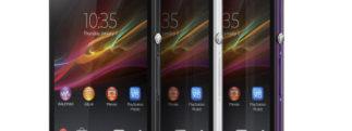 #CES2013 - Le Sony Xperia Z est officiel!