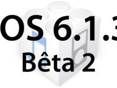 L'iOS 6.1.3 bêta 2 est disponible pour les développeurs et sonne sans doute la fin d'Evasi0n!