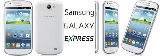 #MWC2013 - Samsung présente le Galaxy Express, un smartphone de 4.5