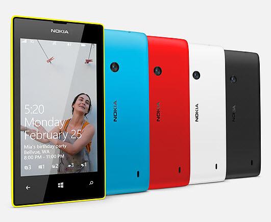 #MWC2013 - Nokia présente les Lumia 520 et Lumia 720