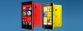 #MWC2013 – Nokia présente les Lumia 520 et Lumia 720