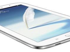 Test : Samsung Galaxy Note 8.0