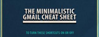 Tous les raccourcis clavier pour Gmail [infographie]