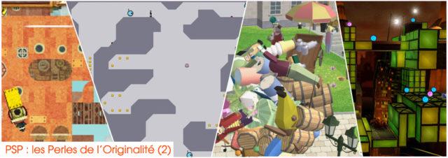 PSP Perles de originalité 2