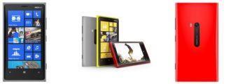 Lumia 920, bref revue