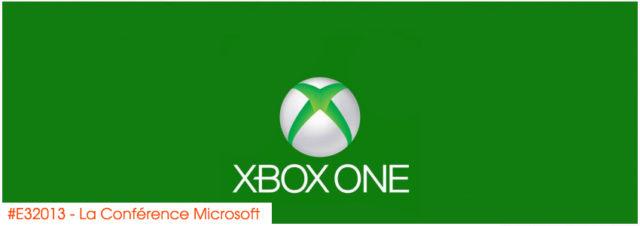 E3 2013 Microsoft