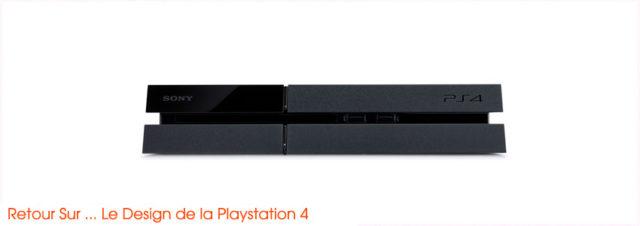 Design Playstation 4