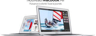 #WWDC2013 – Retour sur le MacBook Air version 2013