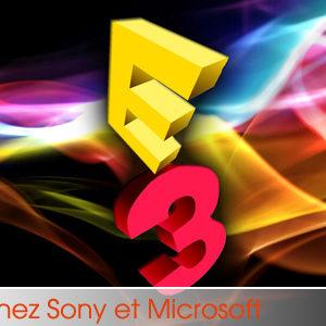 Mon Bilan de l'E3 chez Sony et Microsoft