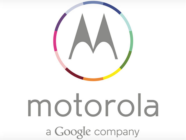 "Motorola présente son nouveau logo, ""a Google Compagny"""