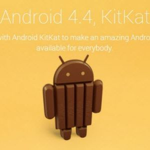 Android 4.4 s'appelera KitKat!