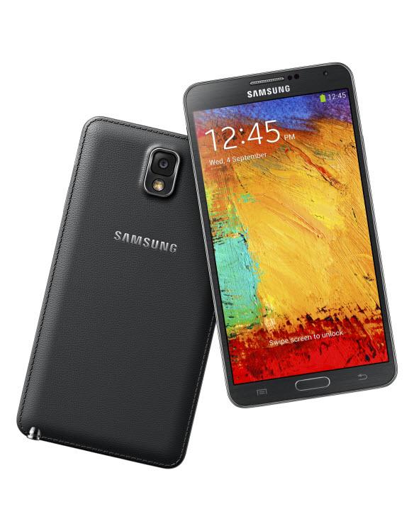 #IFA2013 - Samsung présente le Galaxy Note 3