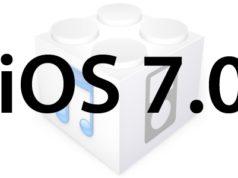 L'iOS 7 est disponible au téléchargement!