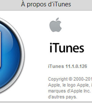 iTunes 11.1 est disponible prenant en charge l'iOS 7 et iTunes Radio
