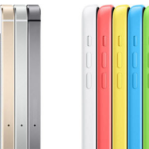 Les iPhone 5C et iPhone 5S sont disponibles!