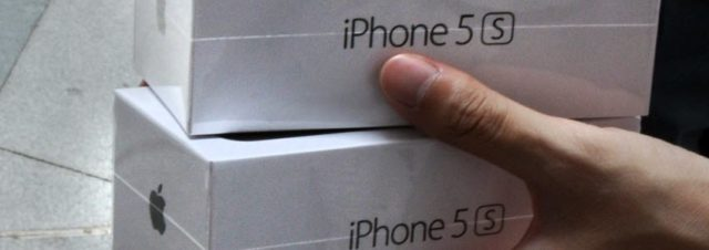 Plus de 9 millions d'iPhone 5S et iPhone 5C vendus en 3 jours!