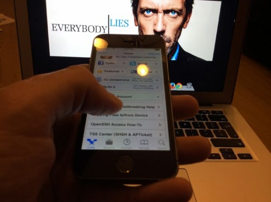 Le #jailbreak #untethered n'attend plus que la sortie de l'iOS 7.1!