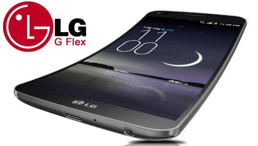 LG G Flex, le mobile à écran incurvé et à la coque qui s'auto-répare de LG