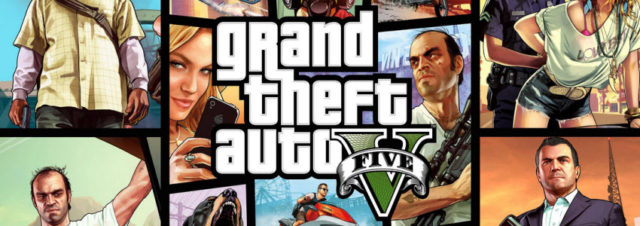 Concept et marketing du jeu GTAV