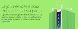Black Friday Apple – Les promotions chez Apple c'est aujourd'hui, le vendredi 29 novembre 2013