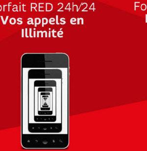 RED de SFR bradé sur Vente-Privee.com et encore plus après l'annonce de Free Mobile!