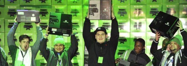 Microsoft annonce avoir écoulé 2 millions de Xbox One en 18 jours!