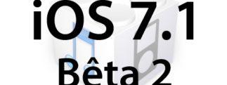 L'iOS 7.1 bêta 2 est disponible pour les développeurs