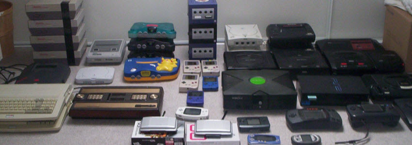 Le prix des consoles de jeux de salon depuis 1977 for Console de salon