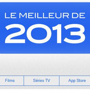 Le top iTunes 2013 est disponible