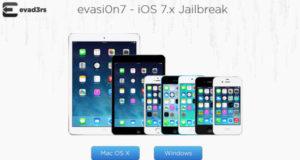 Le jailbreak de l'iOS 7 est disponible!