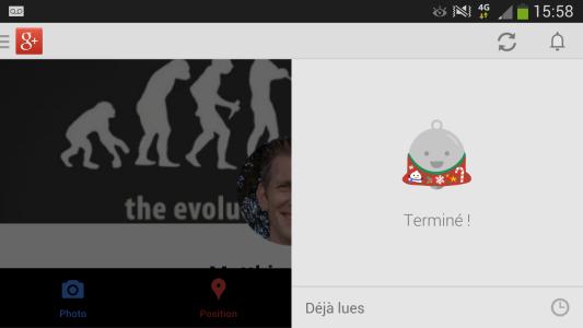 Un Easter Egg pour Google+ également!