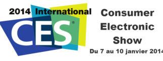 #CES2014 : la grand-messe high-tech se tiendra du 7 au 10 janvier 2014 à Las Vegas