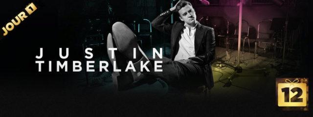 12 jours cadeaux iTunes - Jour 1 : Justin Timberlake au festival d'iTunes Londres 2013
