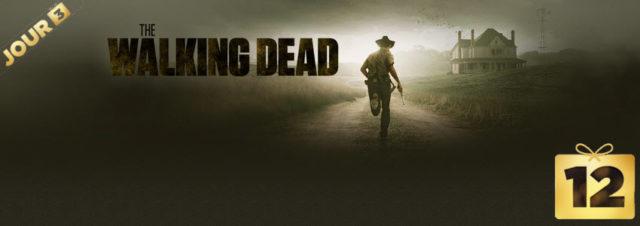 12 jours cadeaux iTunes – Jour 3 : le 1er tome de Walking Dead