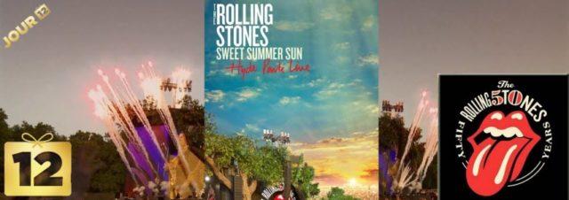 12 jours cadeaux iTunes 2013 – Jour 12 : The Rolling Stones