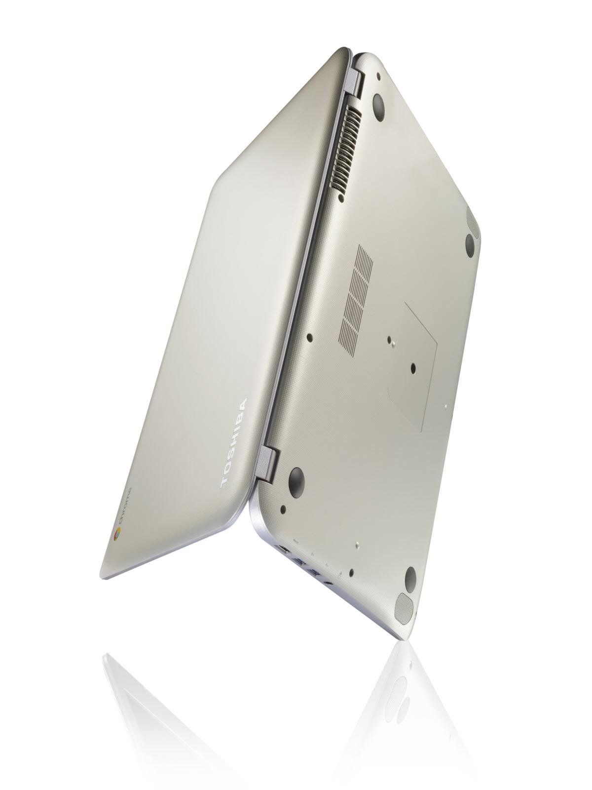 #CES2014 : Toshiba présente son premier Chromebook et à moins de 300€