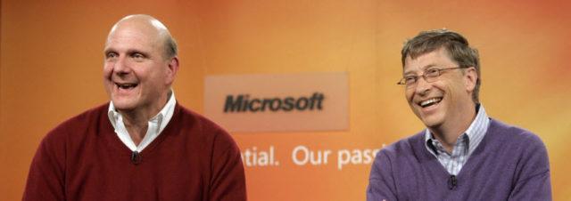 Steve Ballmer quittera Microsoft en 2014 mais en deviendra son principal actionnaire individuel