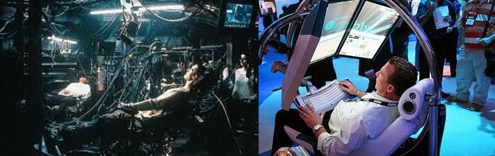 La fiction du cinéma inspire-t-elle l'innovation?