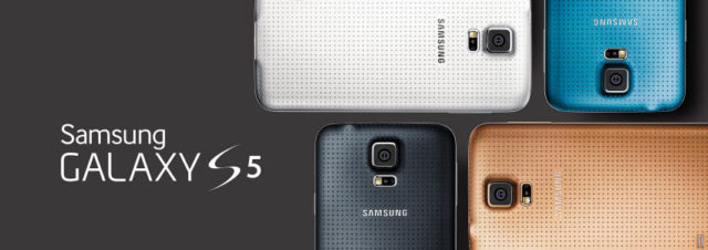 #MWC2014 - Samsung présente le Galaxy S5