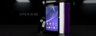 #MWC2014 – Sony lance le Xperia M2, un milieu de gamme 4G à 300€