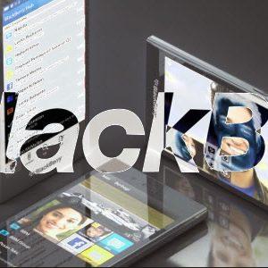 #MWC2014 - La firme canadienne BlackBerry annonce les Z3 et Q20