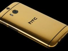 Gagnez un HTC One (M8) en Or 24 carats grâce à Bouygues Télécom